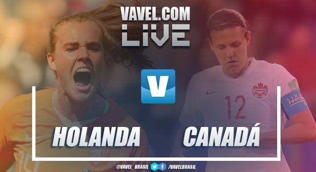 Gols e melhores momentos Holanda 2x1 Canadá pela Copa do Mundo de Futebol Feminino