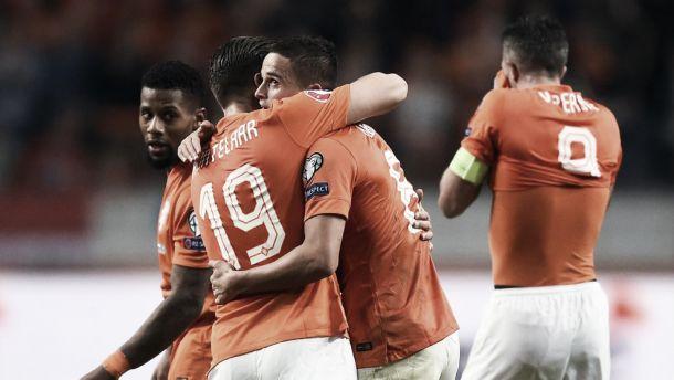 Resultado Holanda - Letonia (6-0)