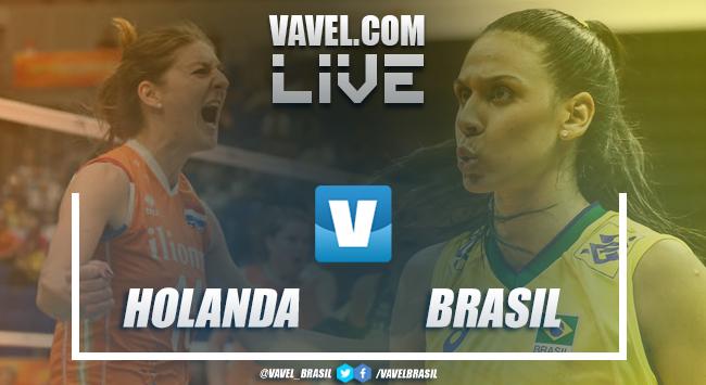 Resultado Holanda 2x3 Brasil pela Liga das Nações