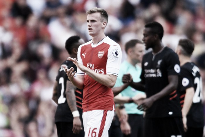 Wenger speaks on opening day defeat disappointment and Rob Holding