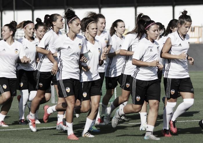 El Valencia Femenino se estrena en pretemporada con un empate a dos