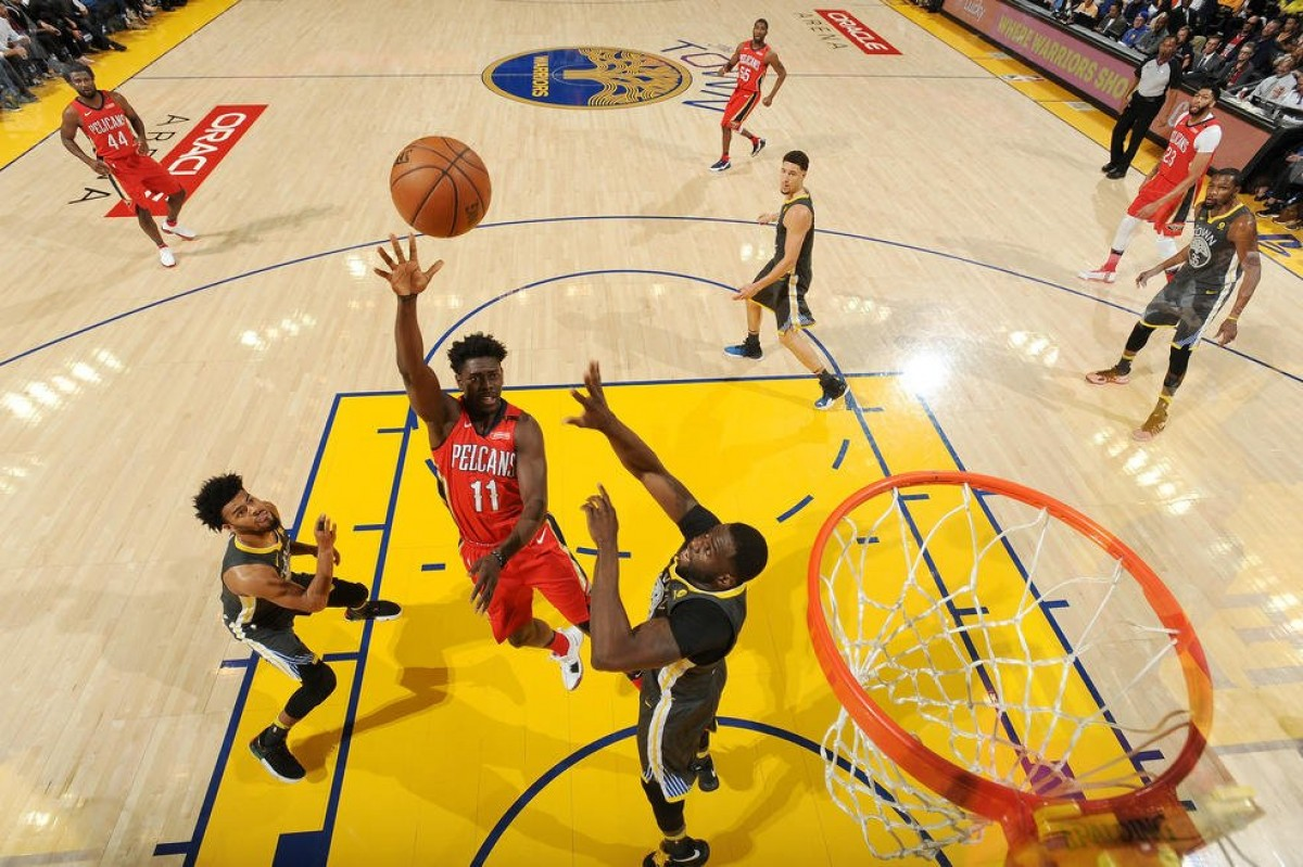 NBA - Mirotic, Holiday e Davis trascinano i Pelicans verso i playoff. Golden State, Durant non basta