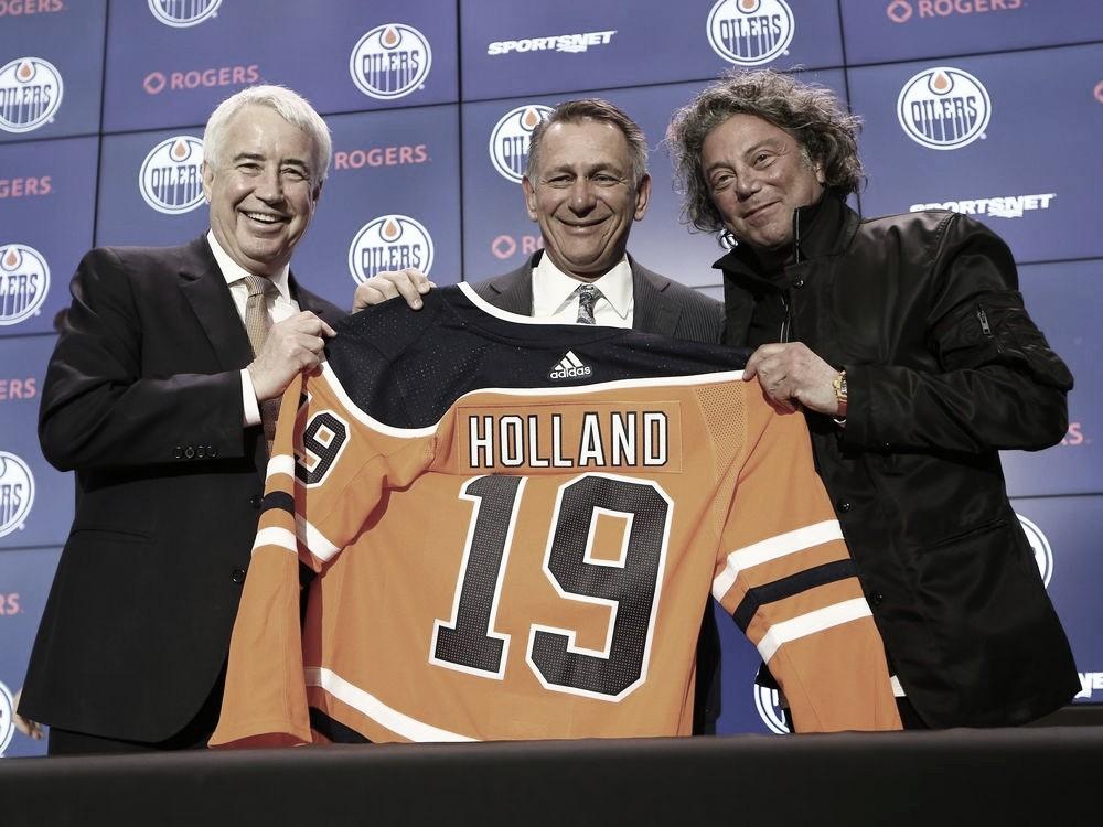 Ken Holland, nuevo Manager General de los Oilers