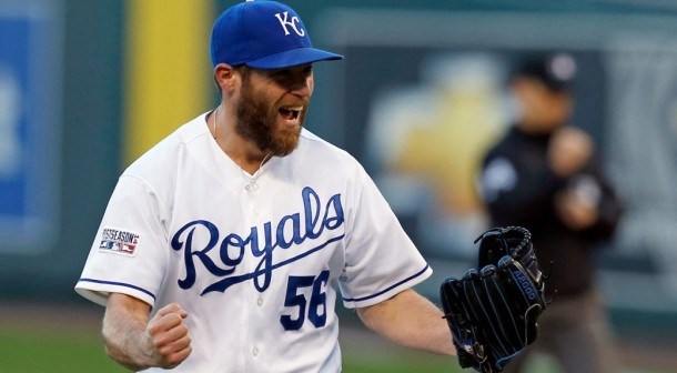 Kansas City Royals Non-Tender Greg Holland, Trade Francisco Pena