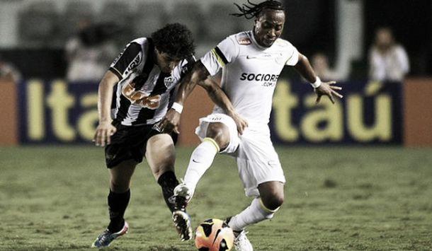 Santos e Atlético-MG vão duelar em um dos palcos da Copa do Mundo 2014, no Brasileirão