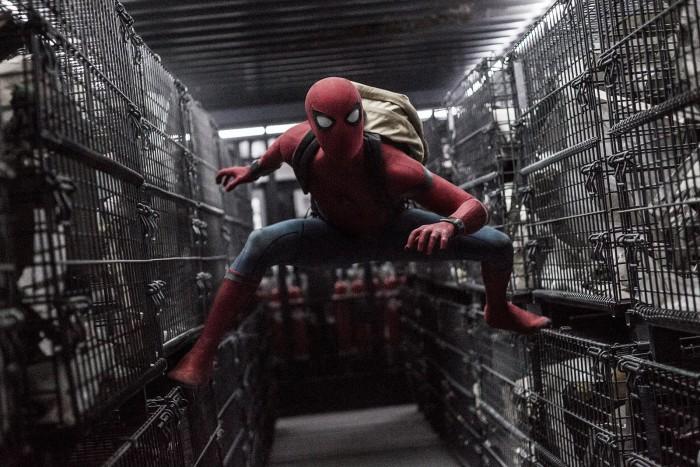 De Volta ao Lar — Homem-Aranha