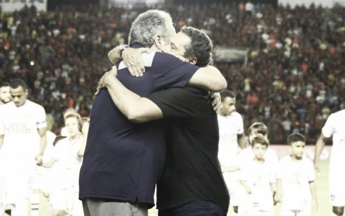 Sport ganha prêmio inédito da CBF por homenagem de torcida a Abel Braga