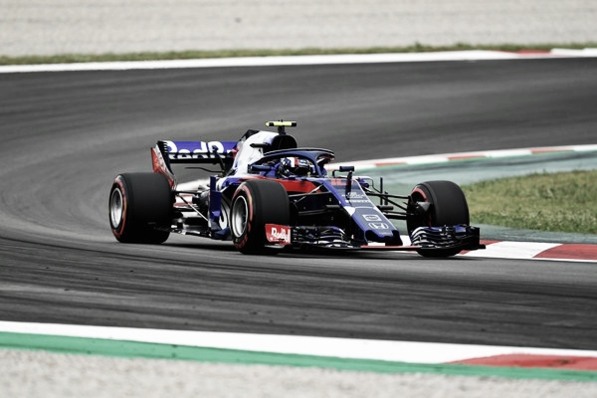 Honda frustrada por los resultados del Gran Premio De España