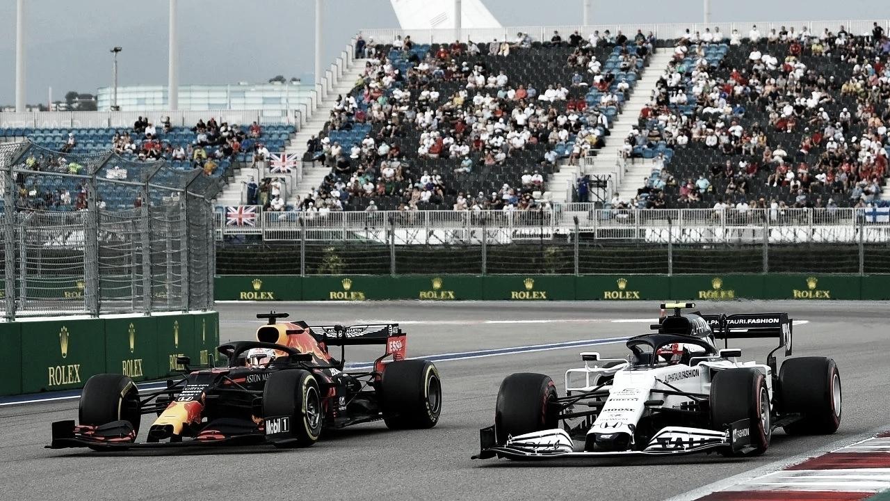 Honda se retira de la Formula 1