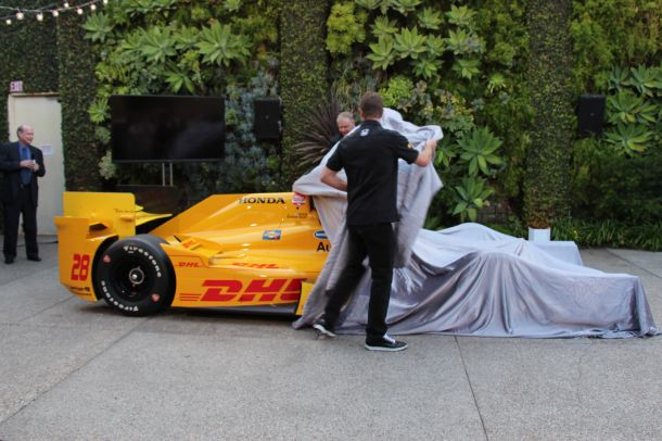 IndyCar: Honda Speedway Kit To Be Unveiled At IMS On Thursday