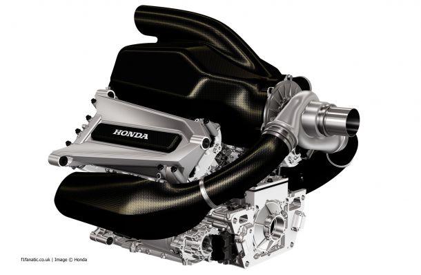 F1 Honda, a Spa l'ultima evoluzione della power unit