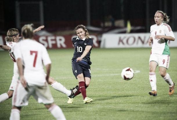 Un déplacement en Hongrie avant la qualification