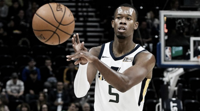 National Basketball Association teams have asked about Rodney Hood trade