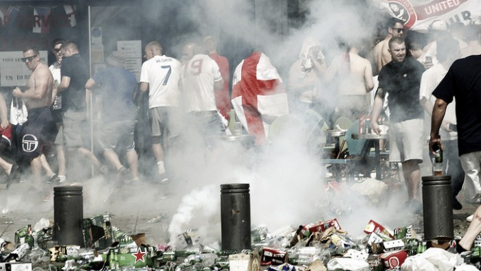 """Euro 2016, UEFA: """"Inghilterra e Russia rischiano l'esclusione se ci saranno altri scontri"""""""