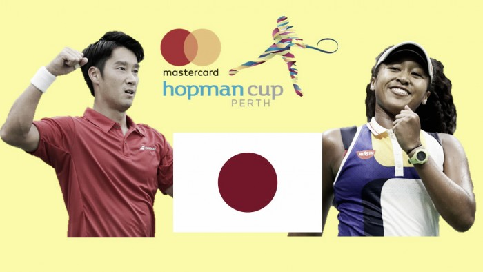 Hopman Cup: Japan set to make their first appearance since 2001