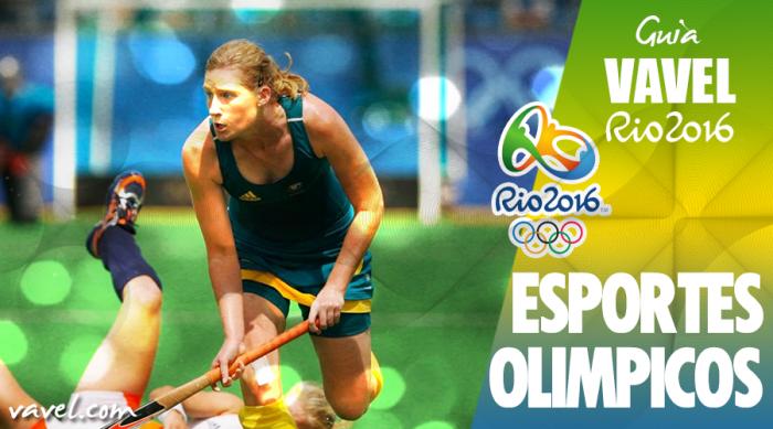 Hóquei na Grama: tudo o que você precisa saber para o Rio 2016