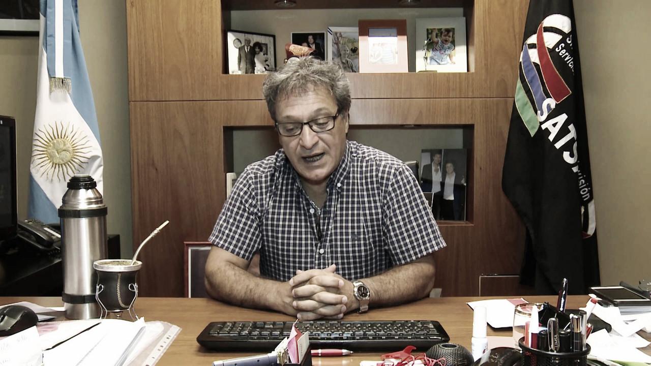 """Arreceygor: """"Ojalá pueda ser el presidente que empiece la construcción del estadio"""""""