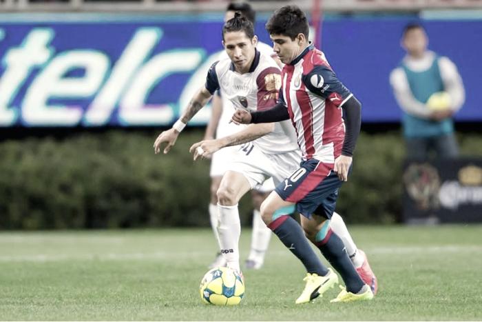 Saldo positivo de Chivas enfrentando al Atlante en eliminatorias