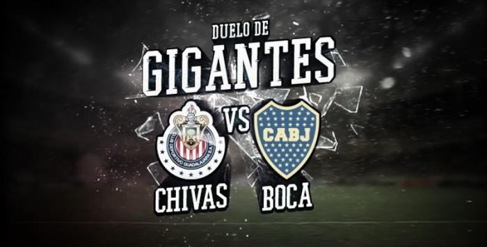 Previa Chivas - Boca Juniors: Un partido chivo