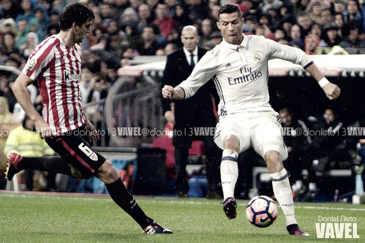 Horario y dónde ver el Real Madrid - Athletic