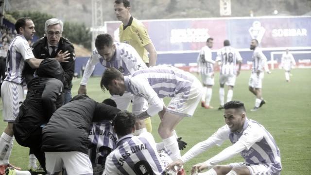 Salen nuevos horarios para el Real Valladolid