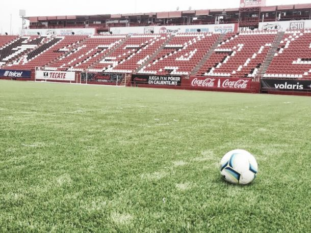 Fechas y horarios de Xolos en el Clausura 2014