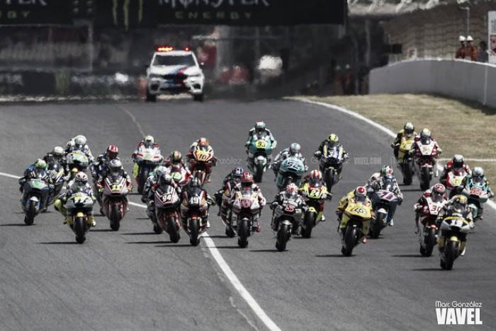 Horarios del Gran Premio de la República Checa 2016