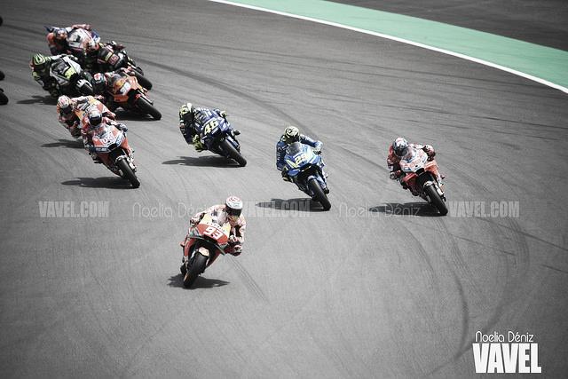 Resumen de la Clasificación del GP de Tailandia 2018 de MotoGP