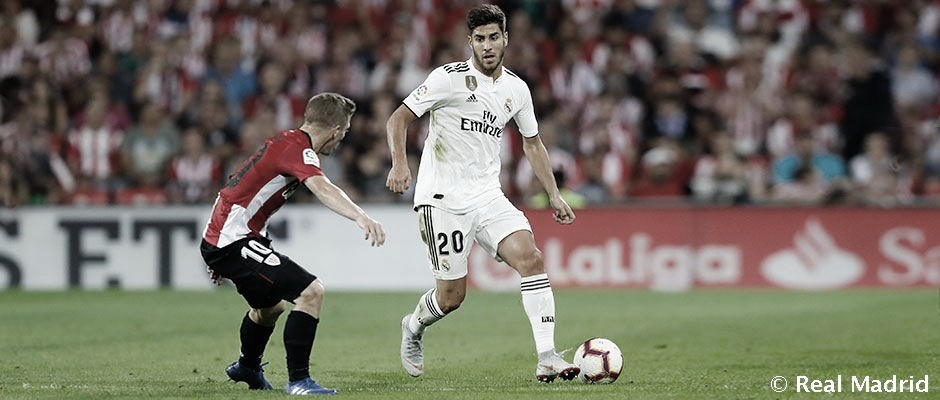 Resultado e gols de Real Madrid x Athletic Bilbao pelo Campeonato Espanhol (3-0)