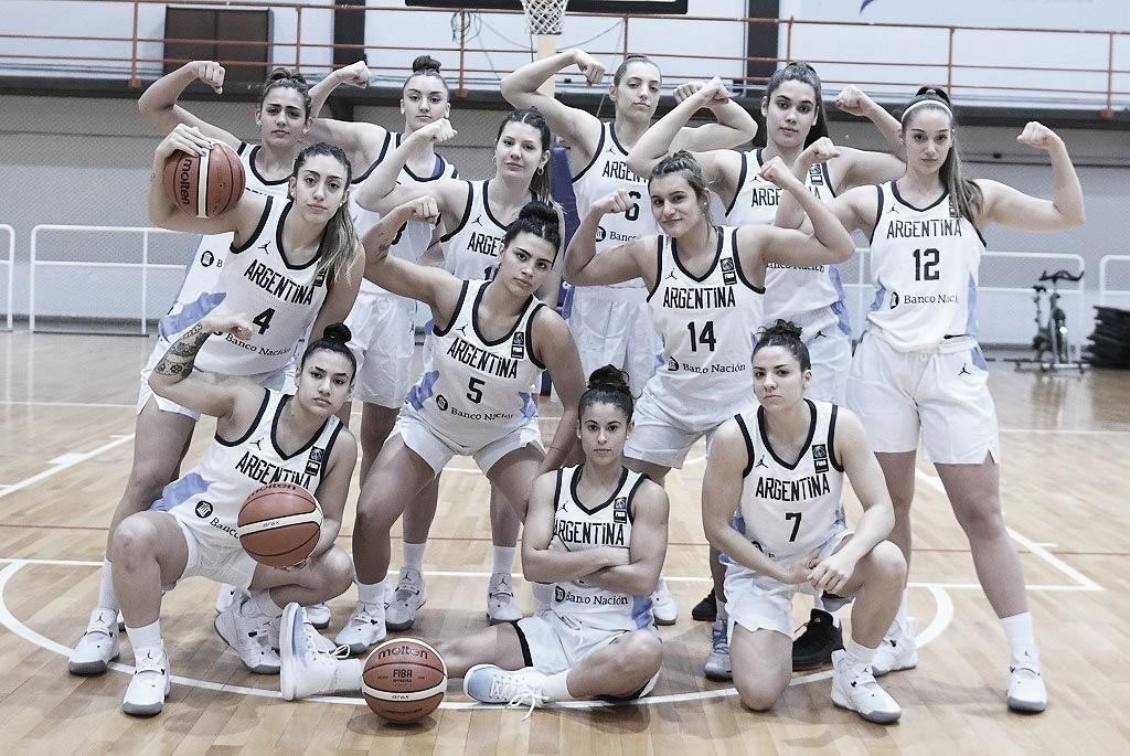 La Selección Argentina Femenina u-19 parte hacia el Mundial
