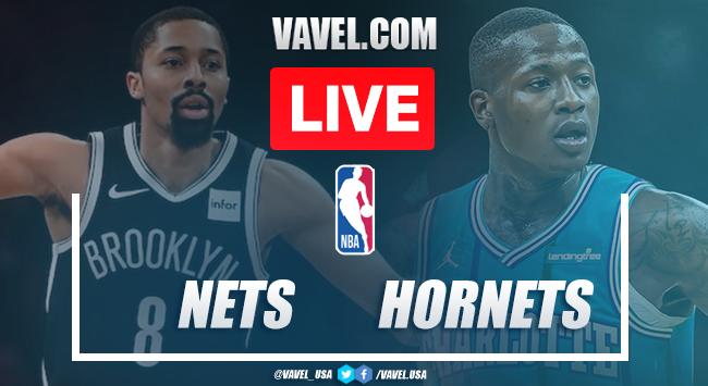 Full Highlights: Nets 111-104 Hornets, NBA Regular Season