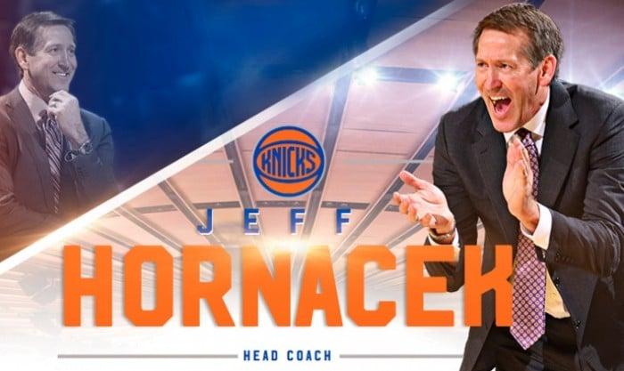 NBA - Phil Jackson ha scelto: Jeff Hornacek è il nuovo allenatore dei New York Knicks