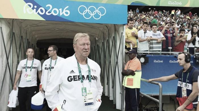 Técnico da Alemanha espera grande duelo contra o Brasil na final da Olimpíada
