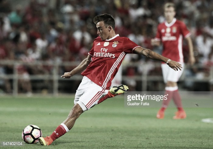 Benfica : O destaque da pré temporada