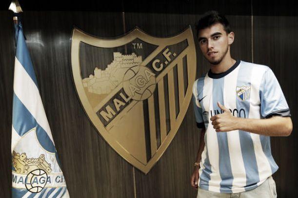 Ricardo Horta assina pelo Málaga