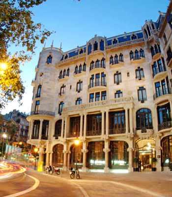 Las regiones y ciudades con los hoteles más caros de España