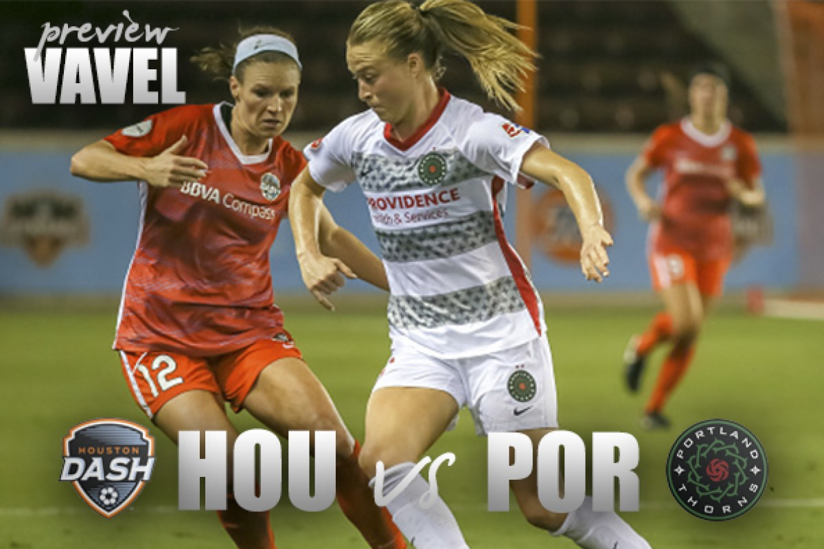 Houston Dash vs. Portland Thorns FC  preview: Both teams looking for a win after a 1-1 draw