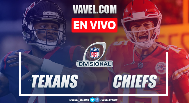 Resumen y touchdowns: Houston Texans 31-51 Kansas City Chiefs en NFL Playoffs 2020
