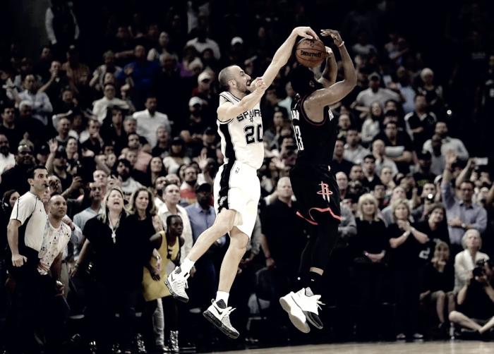 NBA - Tra Spurs e Rockets una gara-6 che potrebbe rimanere nella storia
