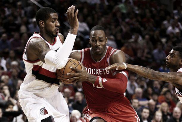 Houston Rockets vs Portland Trail Blazers en vivo y en directo online