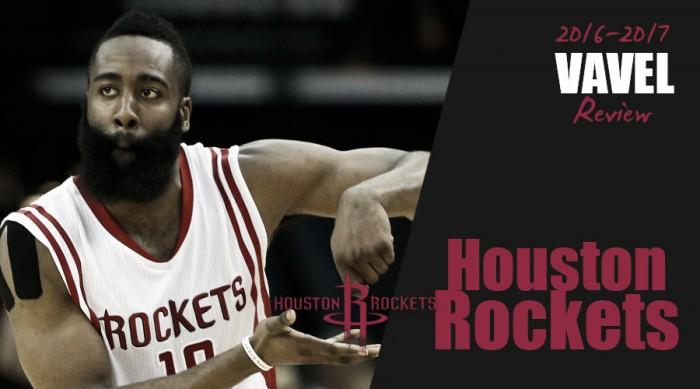 2016-17 NBA Season Review: Houston Rockets