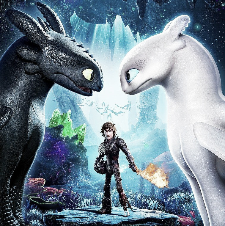 Crítica de Cómo Entrenar a tu Dragón 3
