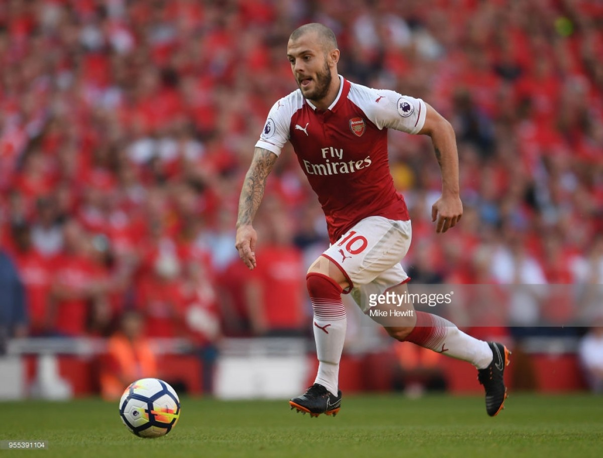 Jack Wilshere will leave Arsenal at the end of his contract