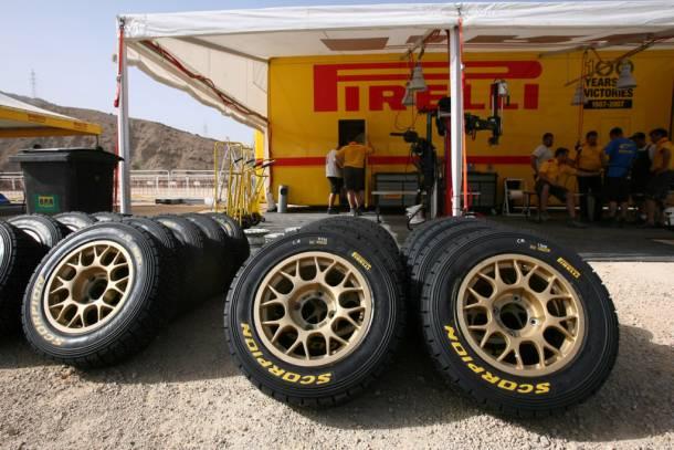 WRC : Pirelli de retour en 2014