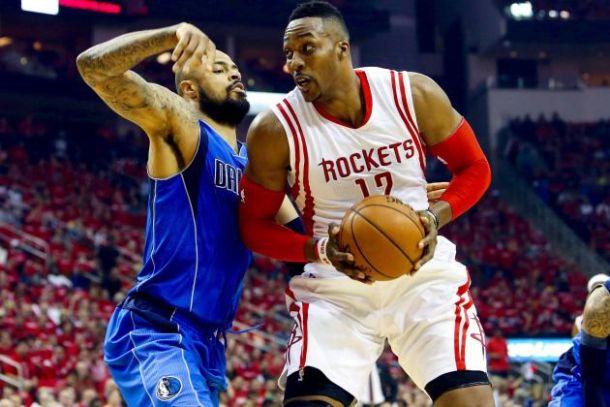 Houston Rockets Texas Two Step Over Dallas Mavericks And Take 2-0 Series Lead