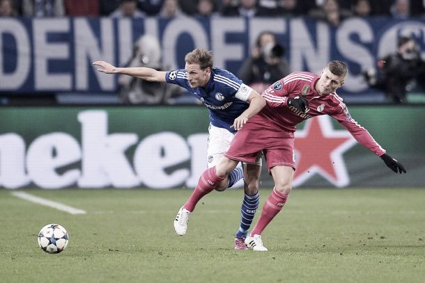 "Arsenal target Howedes admits ""goal"" to play in England"