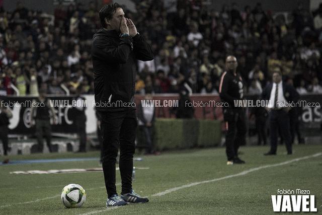"""Guillermo Hoyos: """"La responsabilidad de la derrota es mía"""""""