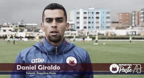 Daniel Giraldo es nuevo jugador de Independiente Santa Fe