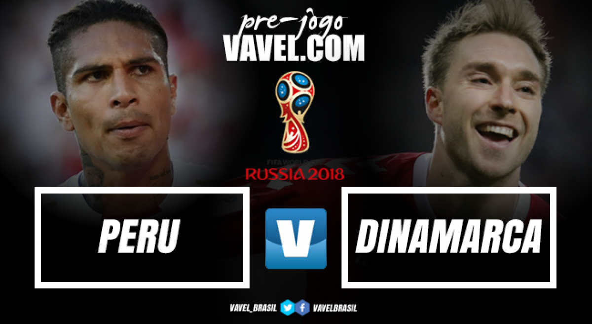 Após 36 anos, Peru retorna à Copa do Mundo contra Dinamarca