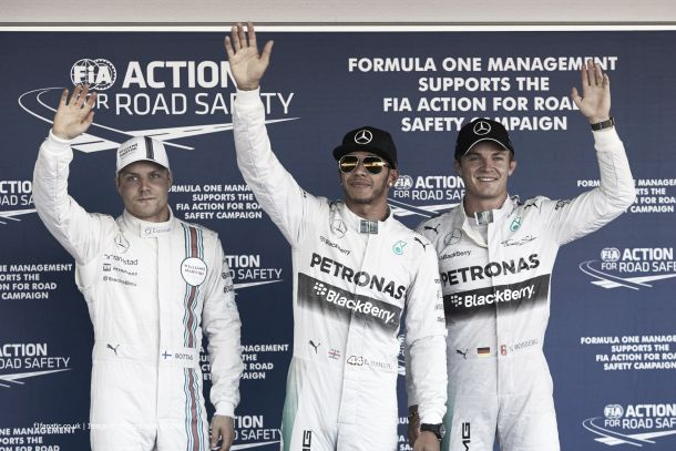 Hamilton: «Estou orgulhoso por ter contribuído com esta grande equipa»